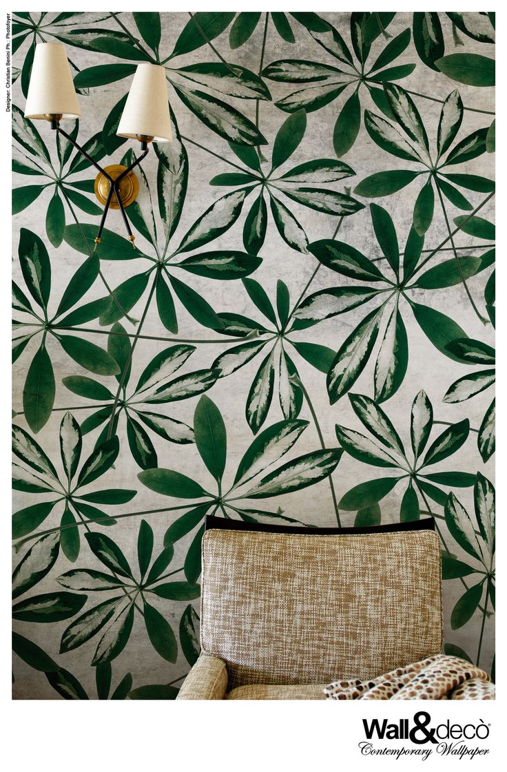 Jungle Reloaded #wallpaper #wallcovering #cartadaparati #wallanddeco www.wallanddeco.com