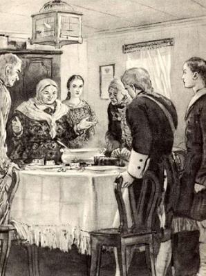 книга капитанская дочка пушкин описание сюжет рецензии