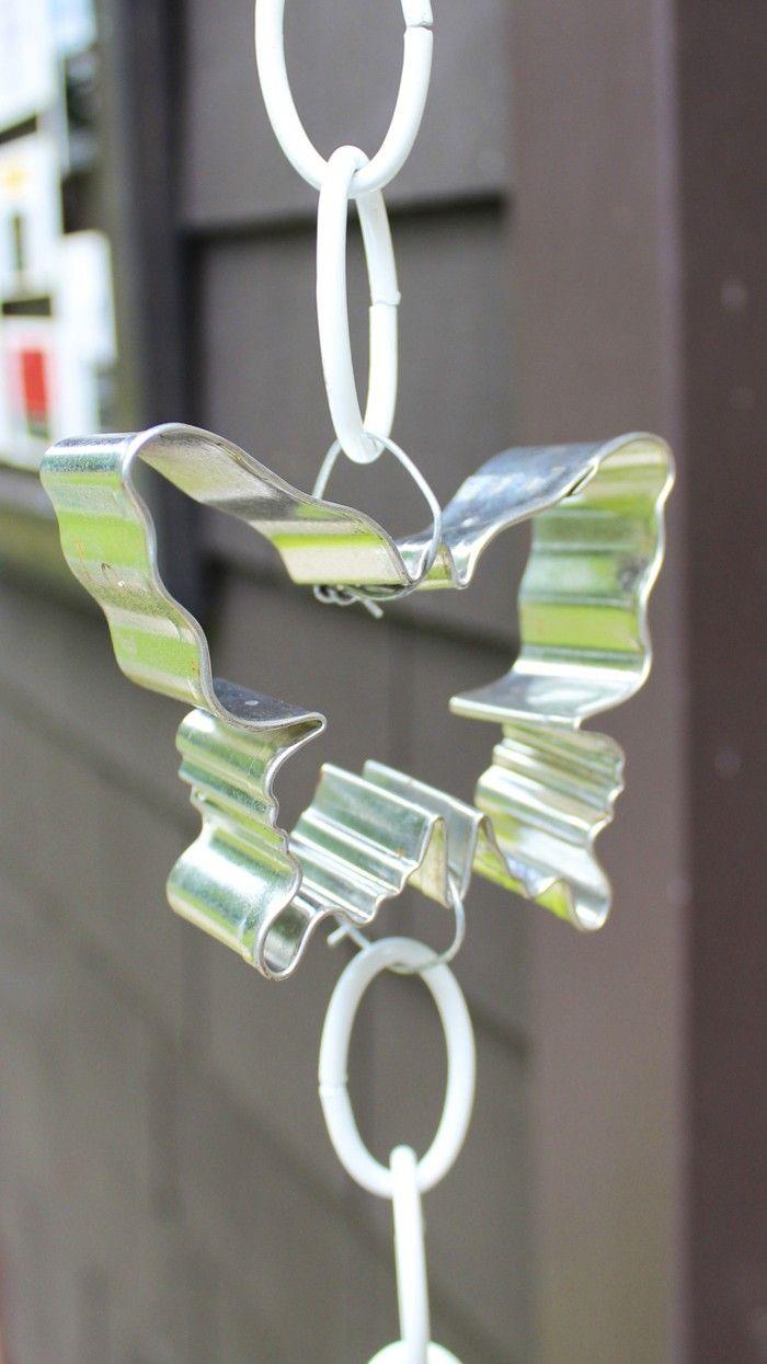 Ausgefallene Gartendeko Selber Machen Upcycling Ideen Diy Deko Garderobe  Selber Machen Stühle Bemalen Windspiele Basteln