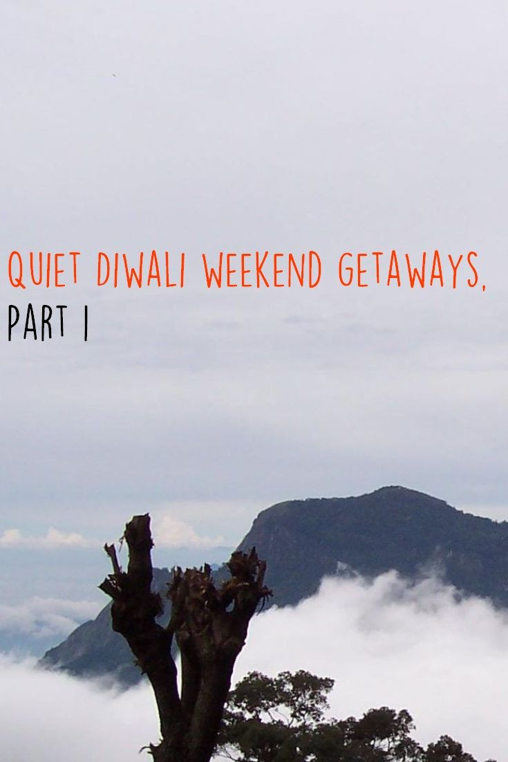 #Weekendtravel #Coorgresort #Amanvana Not planned your Diwali holiday yet? Here are some quiet spots for those in Chennai and Bangalore. http://amanvanaspa.com/coorg-resorts/quiet-diwali-weekend-getaways-part-1
