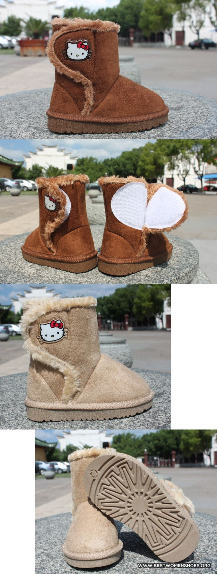 kitty UGG boots - Woman Shoes - Best Collection owow!  lovely kitty