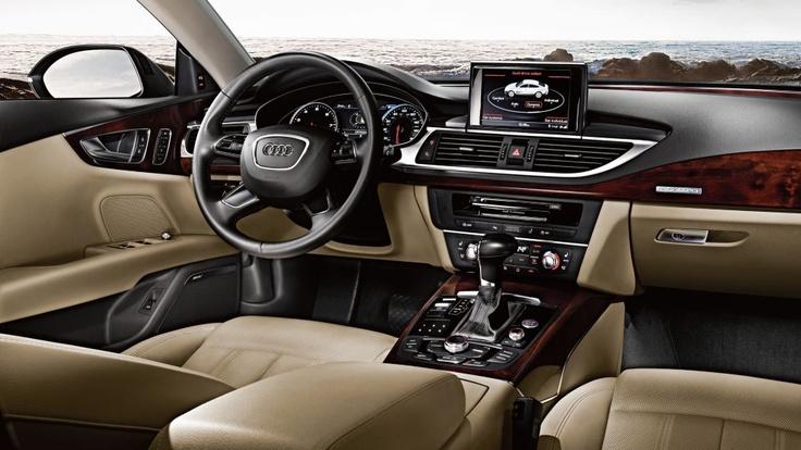 2013 Audi A7 Sedan: Specs - quattro® - Price | Audi USA