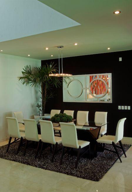 #Comedor #moderno #Victoria Plasencia interiorismo #diseño de interiores