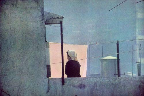 Bernard Plossu. Mexico 1966  Tirage Fresson