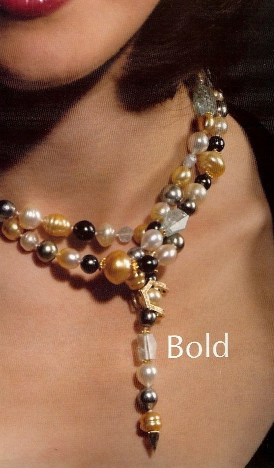 Dare Necklace...Bold