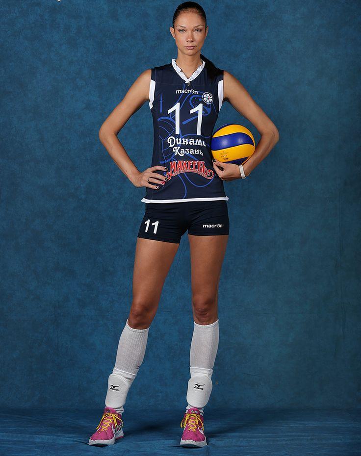 Екатерина Гамова - спортсменка (волейбол) - биография ...