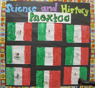 colours of mexican flag