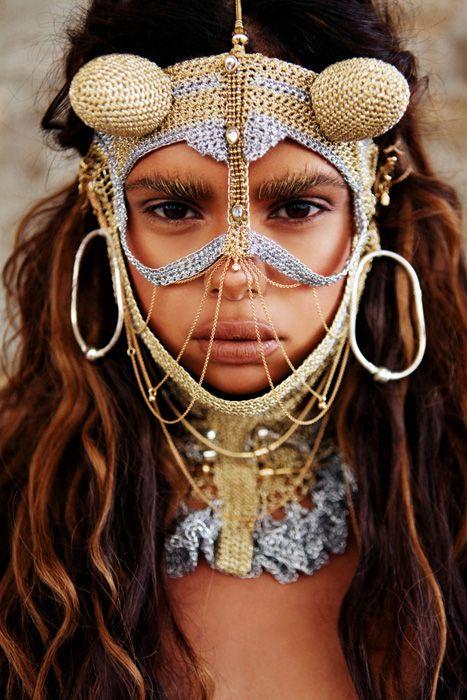 Australian Aborigen Bride