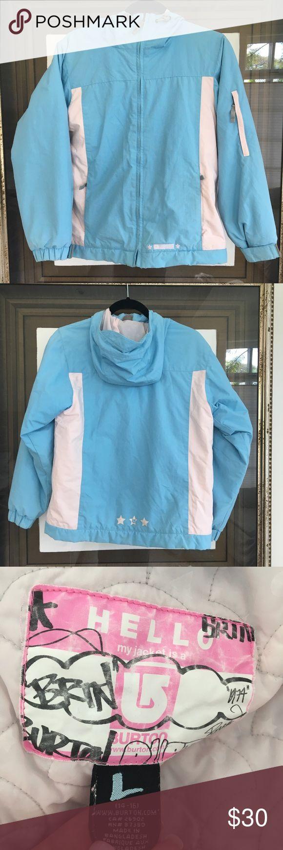 BURTON BURTON Ski Jacket used a few seasons only a few weeks at a time since we live on maui🌈🐳 Burton Jackets & Coats Puffers