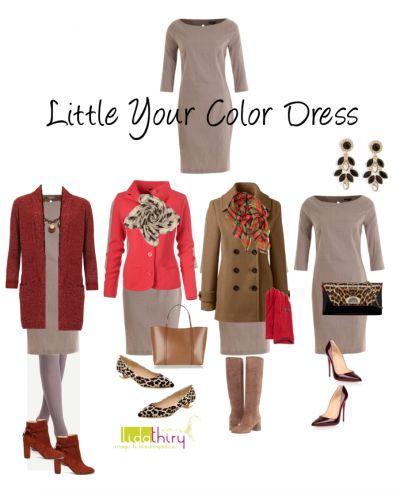 Dit jurkje mag in jouw garderobe niet ontbreken - het LYCD #littleyourcolordress