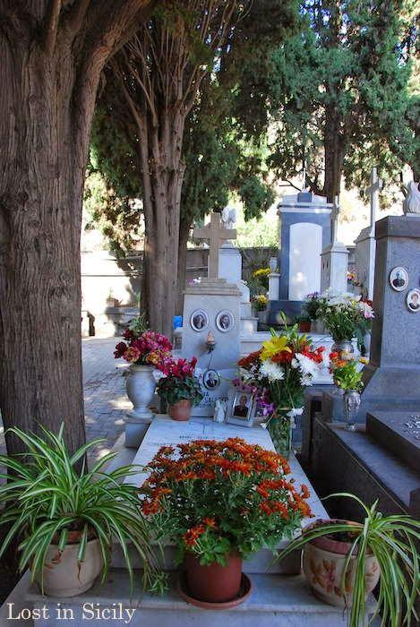 Lost in Sicily: Festa dei Morti: Celebrating the Day of the Dead in Sicily