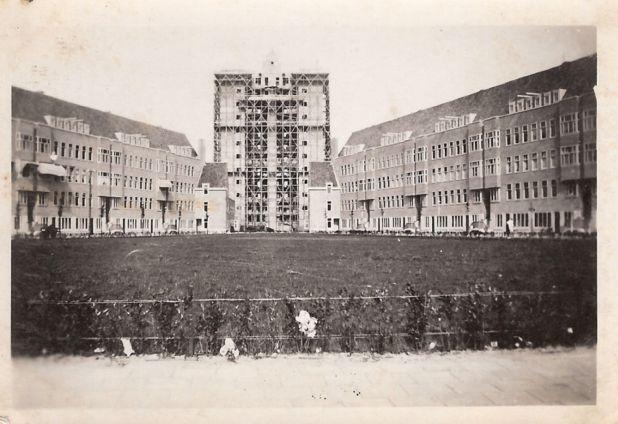 De Wolkenkrabber van J.F. Staal, 1929-1932