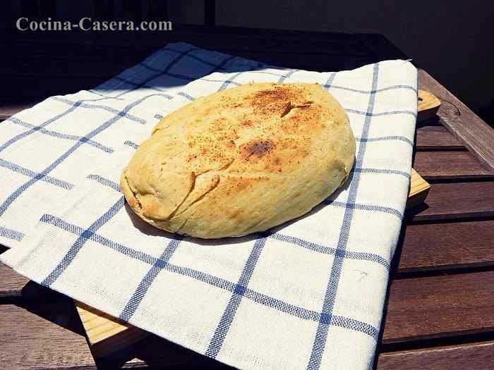 Pan de Ajo casero