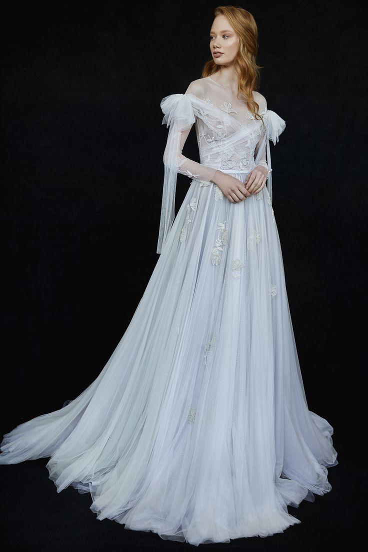 Sandra Wedding Gown #SandraWeddingGown #OtiliaBrailoiuAtelier #weddingdress