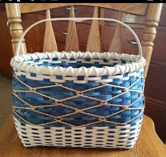 What a pretty basket!