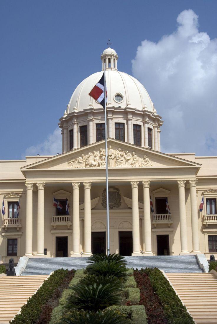 National Palace Santo Domingo Dominican Republic Capital