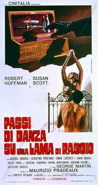 Passi di danza su una lama di rasoio (1973) [aka Death Carries a Cane]