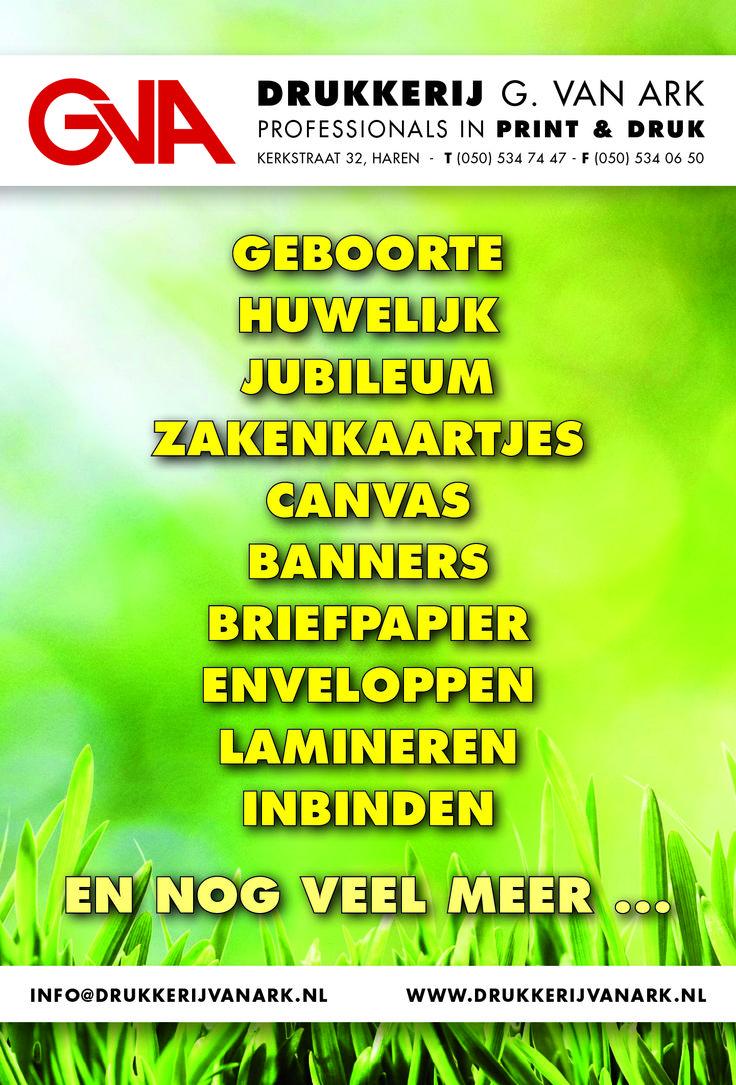 wil je dat jouw bedrijf onmiddellijk wordt herkend? Ontdek hoe je dat voor elkaar krijgt met #banners #briefpapier #enveloppen #visitekaartjes en nog veel meer.. www.drukkerijvanark.nl/