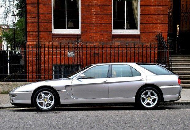 Ferrari 456 GT Venice: le pouvoir de l'argent ! | Boitier Rouge