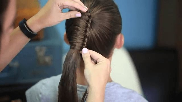 Chinese Staircase Braid and Rick Rack Braid