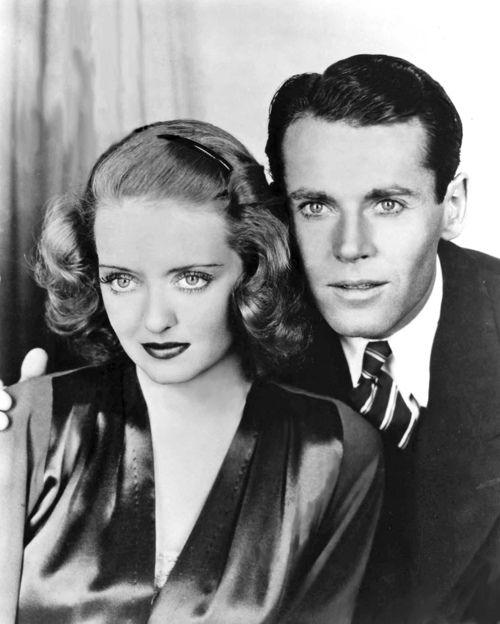 Henry Fonda & Bette Davis