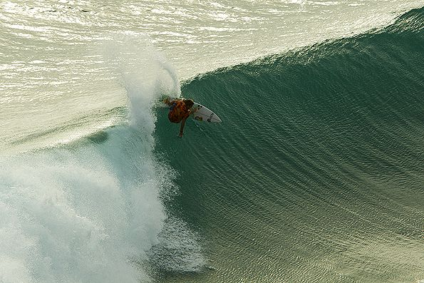 Nate Yeomans, Indonesia. Photo: Childs #SURFER #SURFERPhotos