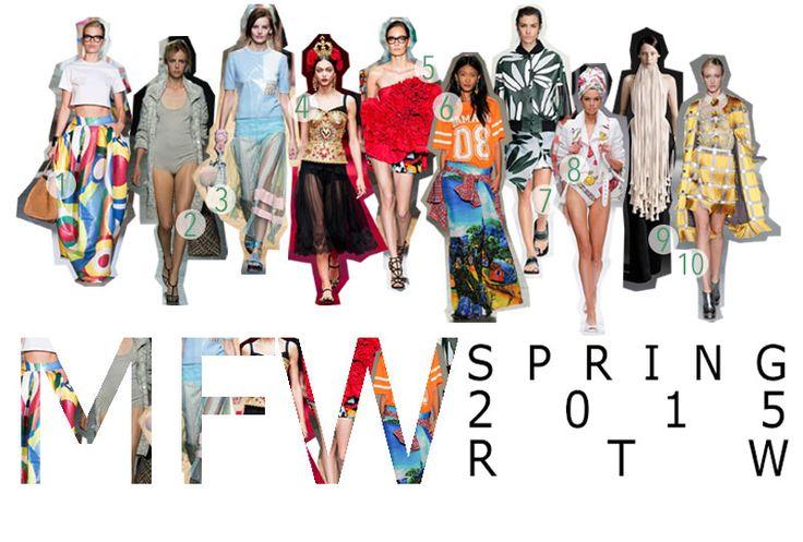 MFW Spring 2015 RTW • JK Not Kidding