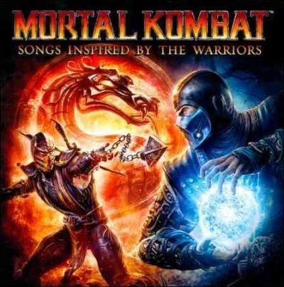 Various - Mortal Kombat: Songs Inspired By The Warriors