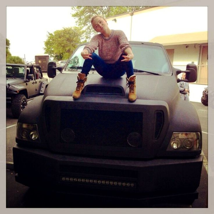 Hayden Panettiere - Hayden Panettiere Twitter Pics