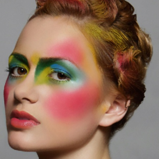 Clown Girl Makeup Inspiration Payaso