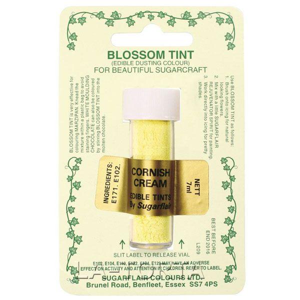 Цветочная пыльца Sugarflair Светло-желтая Цветочная пыльца Sugarflair предназначена для тонирования готовых изделий из мастики.  Наносится сухой кисточкой на мастику, либо, для получения более глубоких оттенков, смешивается со спиртом и используется для рисования.  Характеристики: Вес – 7 мл Нетоксична Страна-производитель – Великобритания http://la-torta.ru/product/cvetochnaja-pylca-sugarflair-svetlo-zheltaja-7-ml http://la-torta.com.ua/index.php?productID=10049