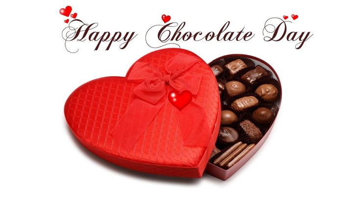 Express your lovely feelings to your girlfriend/boyfriend with given happy chocolate day wishes. Enjoy reading and sharing.