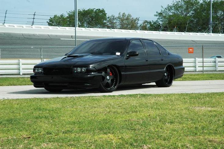 1996 Impala SS