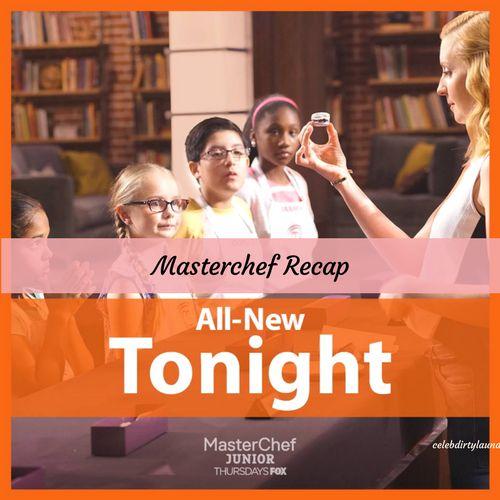 """Masterchef Junior Recap 4/6/17: Season 5 Episode 9 """"Scouts Honor"""""""