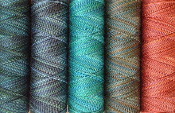 34 besten Tentakulum Hand Painted Threads Bilder auf Pinterest ...