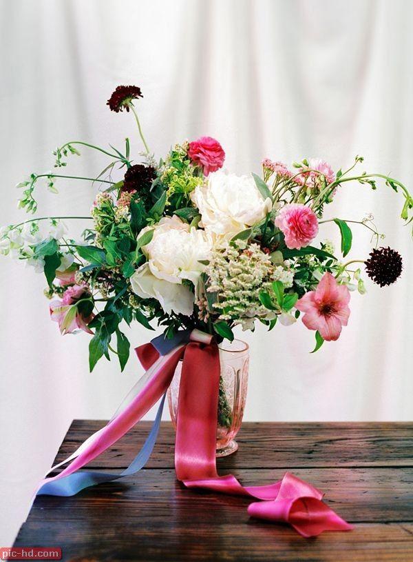 صور بوكيه ورد صور بوكيهات ورد جميلة اجمل صور بوكيه ورود Wedding Bouquets Winter Wedding Flowers Spring Wedding Flowers