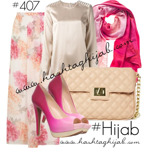 Hashtag Hijab Outfit #407, created by hashtaghijab on Polyvore