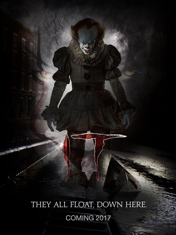 """Les clowns maléfiques, """"faut se calmer les gars"""", intervient Stephen King"""