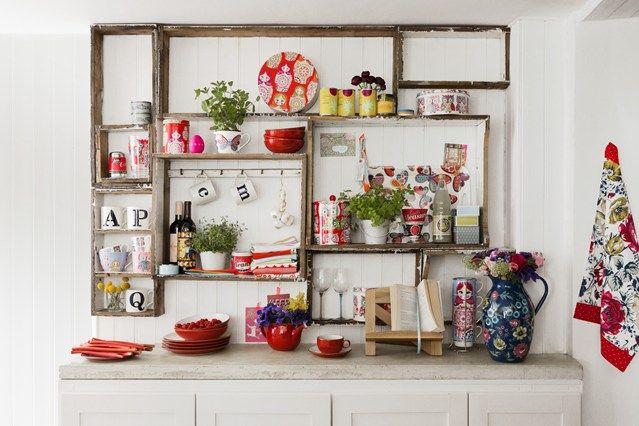 Kitchen Display Ideas – Creative Storage
