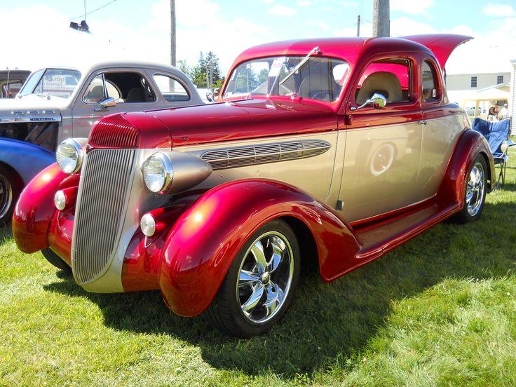 1936 Classic Chrysler