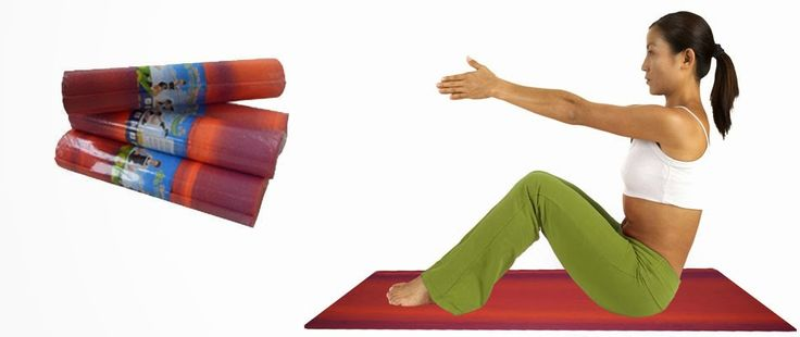 Make Yoga Your Ultimate Experience with This Unique Mat. Read more @ http://goo.gl/5AIygH