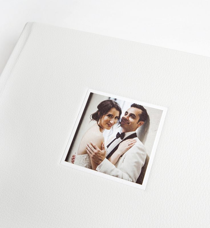 Queensberry | Overlay Matted Albums