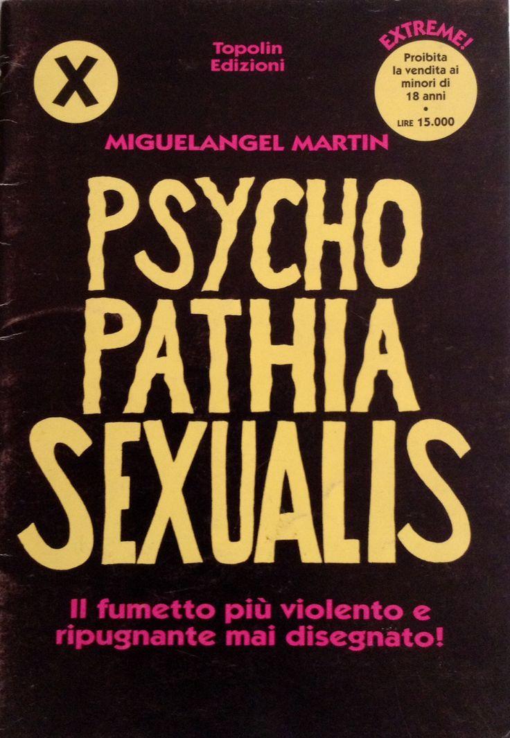 Miguel Angel Martin - Psychopatia sexualis