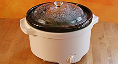 Slow cooker recipes from Canadian Living magazine...dinner is Ready and waiting