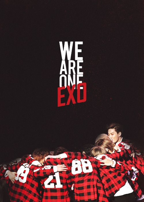 ❝ WE ARE ONE!!! ❞ #exo