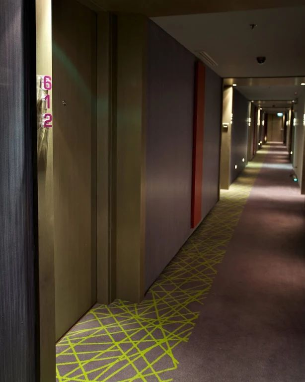 19 best hotel 39 s corridors design images on pinterest for Hotel corridor decor