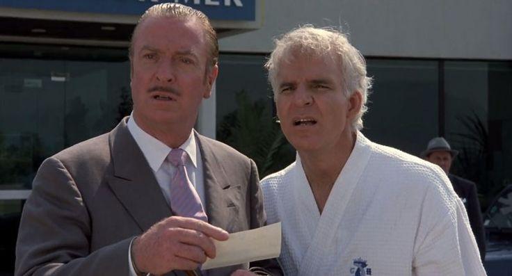 Dirty Rotten Scoundrels (1988) Dir. Frank Oz. Camera Michael Ballhaus.
