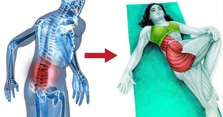 Diese 7 Dehnübungen können dich in nur 7 Minuten komplett von deinen Rückenschmerzen befreien! – Rebecca Stopf