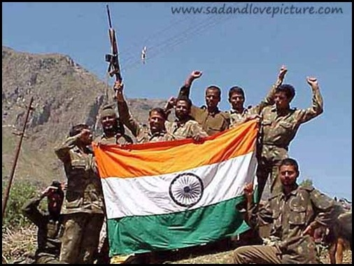 Kargil War: A Glorious Victory for Indiav #Heroes #IndianArmy #Respect
