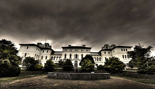Top 10 haunted locations around the world: Aradale Mental Hospital (Ararat Lunatic Asylum), Victoria, Australia. Photo by Eldraque77